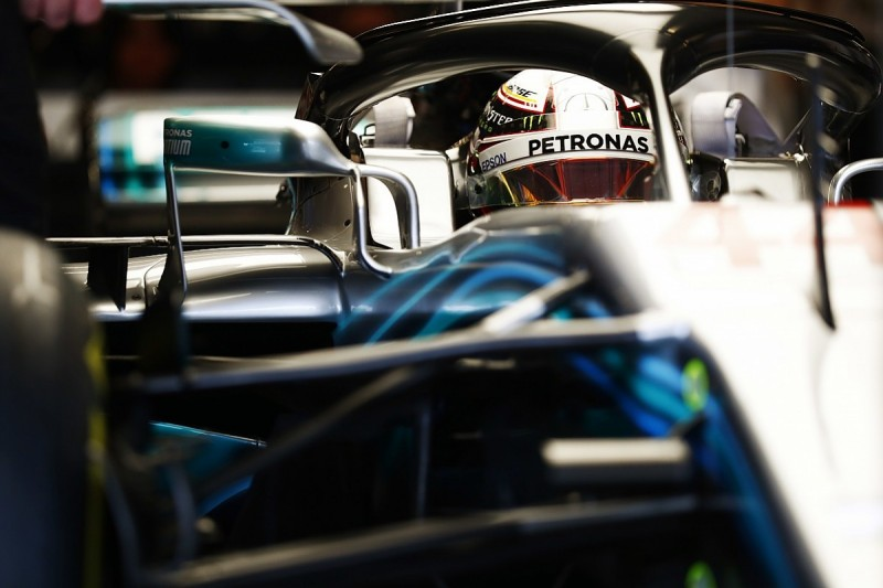 Mercedes suffered multiple problems in F1's US GP - Hamilton