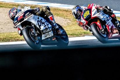 Mike Jones replaces Ducati-bound Bautista for MotoGP Phillip Island