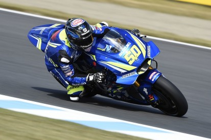 Suzuki using 2019 MotoGP bike in Japanese GP 'massively important'