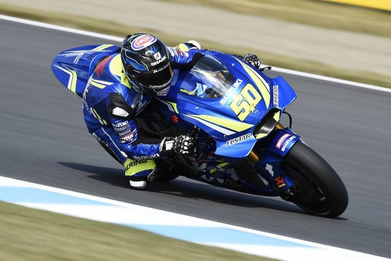 Suzuki using 2019 MotoGP bike in Japanese GP 'massively important'