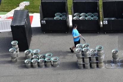 F1 teams and FIA set to discuss Mercedes wheel rim controversy