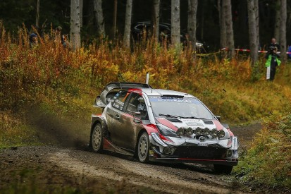 Toyota was concerned Jari-Matti Latvala had lost his WRC edge