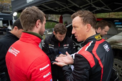 Meeke: Toyota WRC atmosphere completely different to previous teams