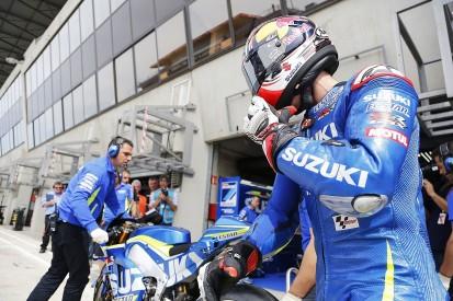 Vinales believes MotoGP communication clearer at Suzuki than Yamaha