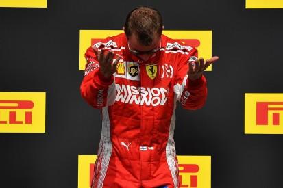 Raikkonen Ferrari resurgence made 2018 F1 season 'more fun'
