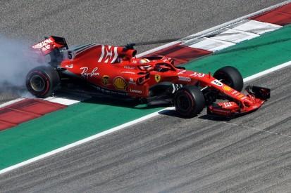 Raikkonen: Blaming F1 team-mate Vettel for 2018 errors pointless