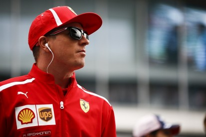 Promoted: Ferrari F1 driver Raikkonen opens Shell House Mexico