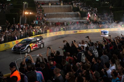 WRC Rally Spain: Ogier beats rival Neuville on opening superspecial