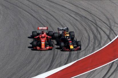 Daniel Ricciardo defends Sebastian Vettel after Austin F1 clash