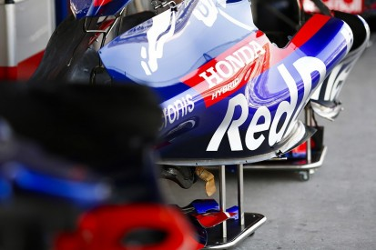 Hartley gets Toro Rosso's only F1 upgrade package for Mexican GP