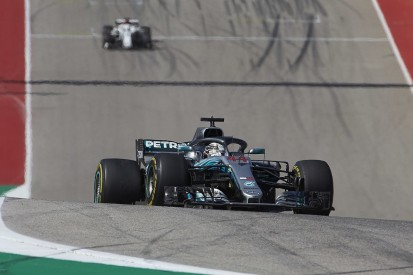 Lewis Hamilton hurt by 'massive' set-up problem in US Grand Prix