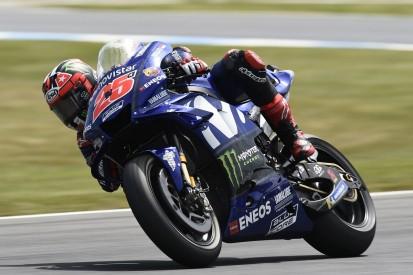 Phillip Island MotoGP practice: Vinales leads Miller, Marquez falls