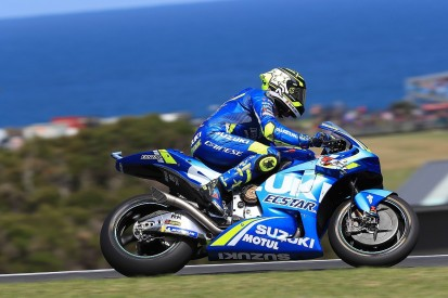 MotoGP Phillip Island: Iannone fastest in FP2 as Crutchlow crashes