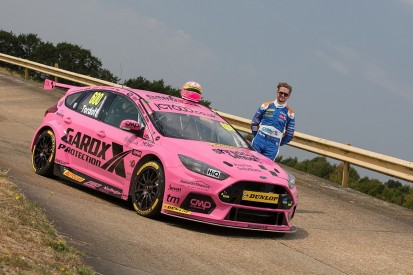 Sam Tordoff reveals special livery for BTCC's 60th anniversary round