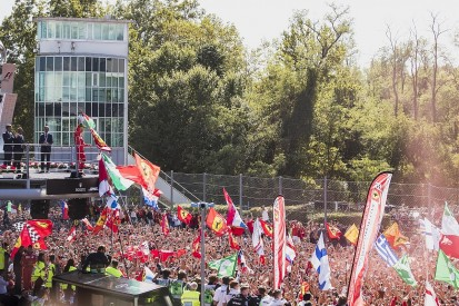 Win two tickets to F1's Italian GP by playing Grand Prix Predictor