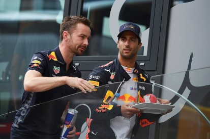 Ricciardo to get new F1 race engineer if he stays at Red Bull in 2019