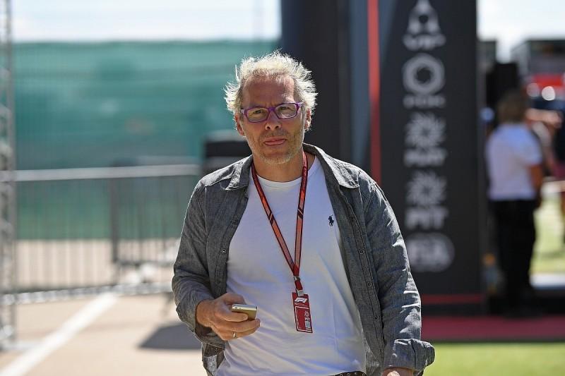1997 Formula 1 champion Jacques Villeneuve back to rallycross