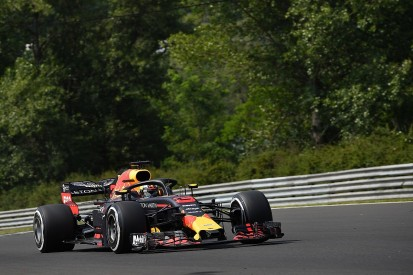 Red Bull using a new spec of ExxonMobil F1 fuel in Hungary