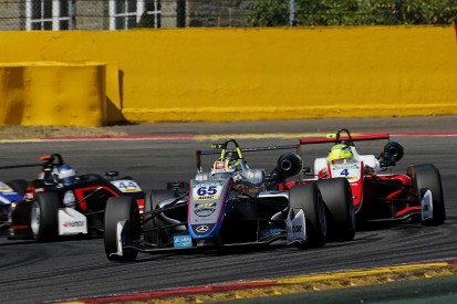Enaam Ahmed angry with European Formula 3 stewards after Spa crash