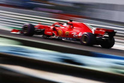 Hungarian Grand Prix practice: Sebastian Vettel puts Ferrari ahead