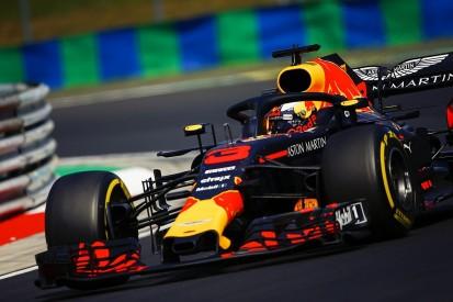 Red Bull can't afford third row F1 start in Hungary - Ricciardo