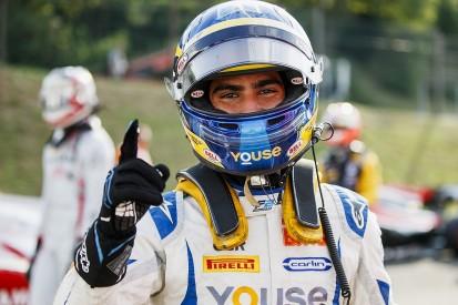 Hungaroring F2: Sergio Sette Camara denies Jack Aitken pole