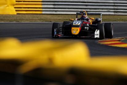 Dan Ticktum penalty slashes his European Formula 3 points lead