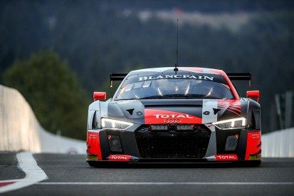WRT Audi loses Spa 24 Hours pole for technical infringement