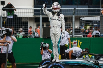 Hungary pole a 'shock' for Hamilton with Ferrari's dry weather pace