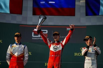 GP3 Hungary: Force India F1 junior Mazepin dominates opening race