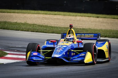 IndyCar Mid-Ohio: Rossi tops disrupted qualifying for Andretti