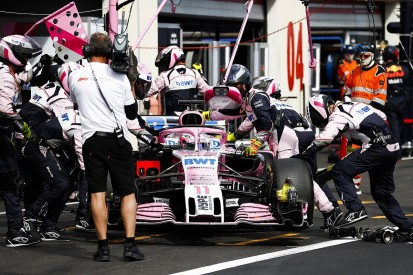 Many parties interested in buying Force India F1 team, says Wolff