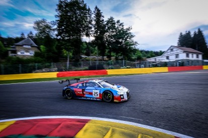 Spa 24 Hours: Sainteloc Audi leads at three-quarters distance