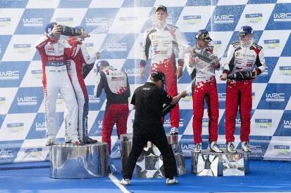 WRC Finland: Ott Tanak wins as Thierry Neuville retains points lead