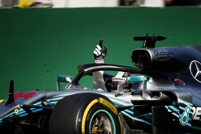 Hungarian Grand Prix report: Hamilton wins, Bottas hits Vettel