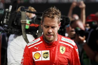 Sebastian Vettel doesn't blame Valtteri Bottas for Hungary clash