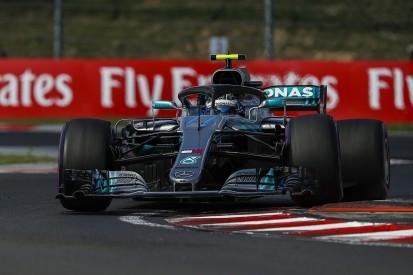 Bottas penalised for Hungarian GP clash with Ricciardo