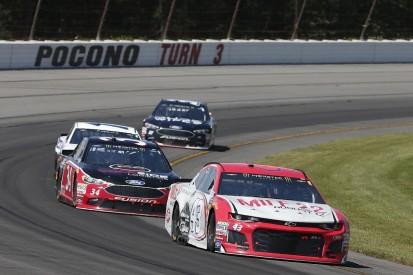 Darrell 'Bubba' Wallace Jr escapes huge Pocono NASCAR crash unhurt
