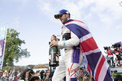 Bird proud of Formula E season after 'nobody really gave us a chance'