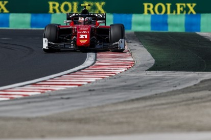 Ferrari junior Antonio Fuoco calls bizarre F2 grid penalty a 'joke'