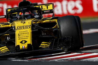 Renault needs to solve 'unacceptable' F1 tyre issues in Hungary test