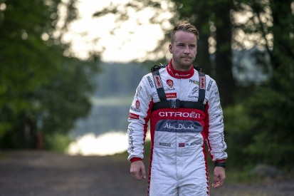 Mads Ostberg: Rally Finland result key to full-time 2019 WRC return