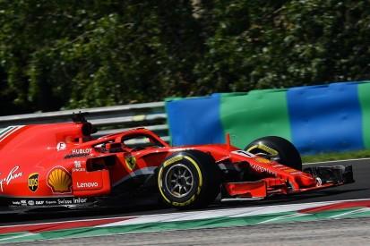 Hungaroring F1 test: Raikkonen keeps Ferrari on top on second morning