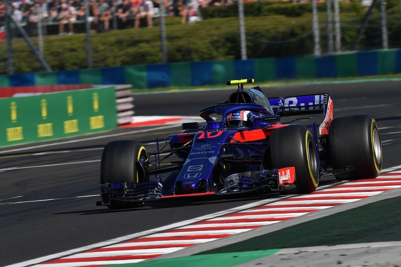 Gasly now 'a mature driver', says Toro Rosso F1 team boss Tost