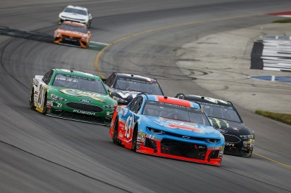 Fans, media need reality check about NASCAR Cup struggles - Wallace
