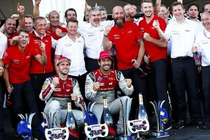 Audi's 2017-18 Formula E recovery 'mad' - team boss Allan McNish