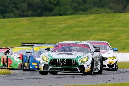 Mark Murfitt: Rising to the challenge in British GT - promoted story