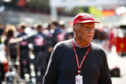 Niki Lauda recovering from lung transplant surgery in Austria
