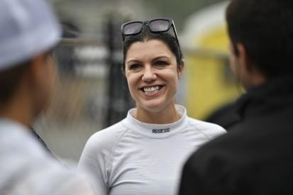 Katherine Legge to make NASCAR debut in second tier Xfinity series