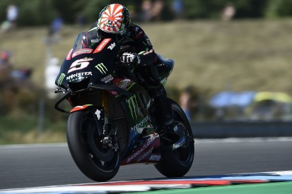 MotoGP Brno practice: Late lap puts Johann Zarco on top in FP1